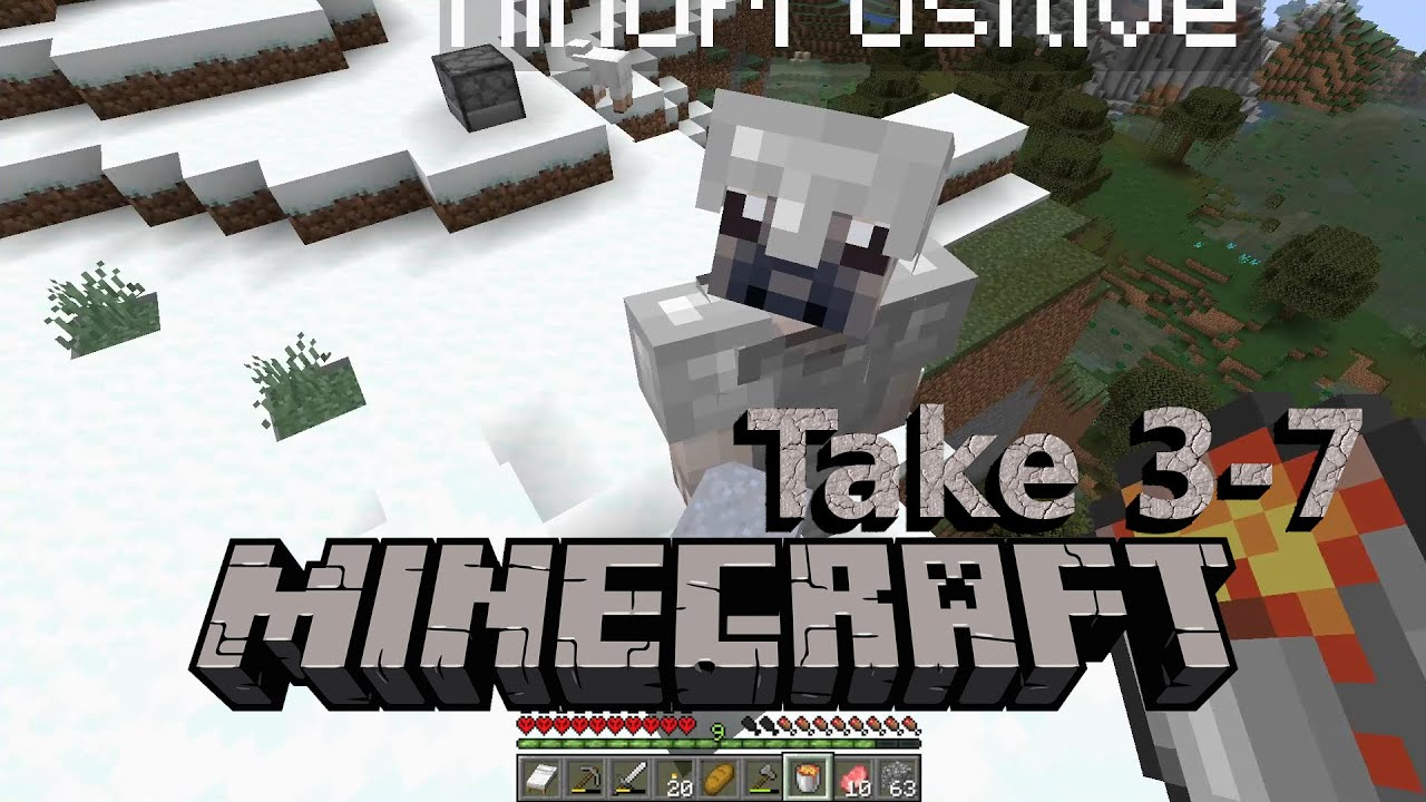 Embedded thumbnail for Foundation - Minecraft Hardcore Take 3, Part 7