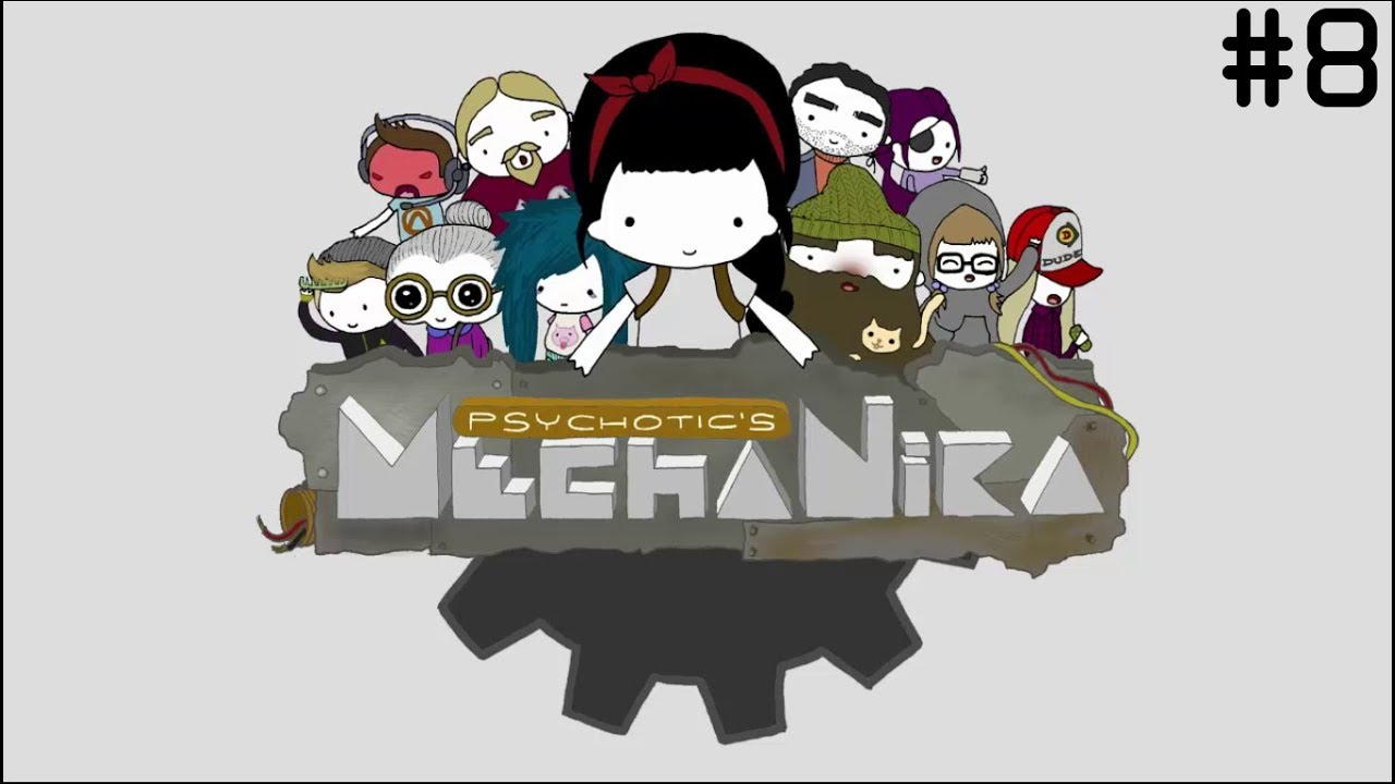 Embedded thumbnail for Let's Play Mechanika Part 8 - People of the Night