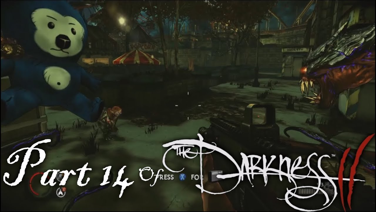 Embedded thumbnail for Part 14 of The Darkness II