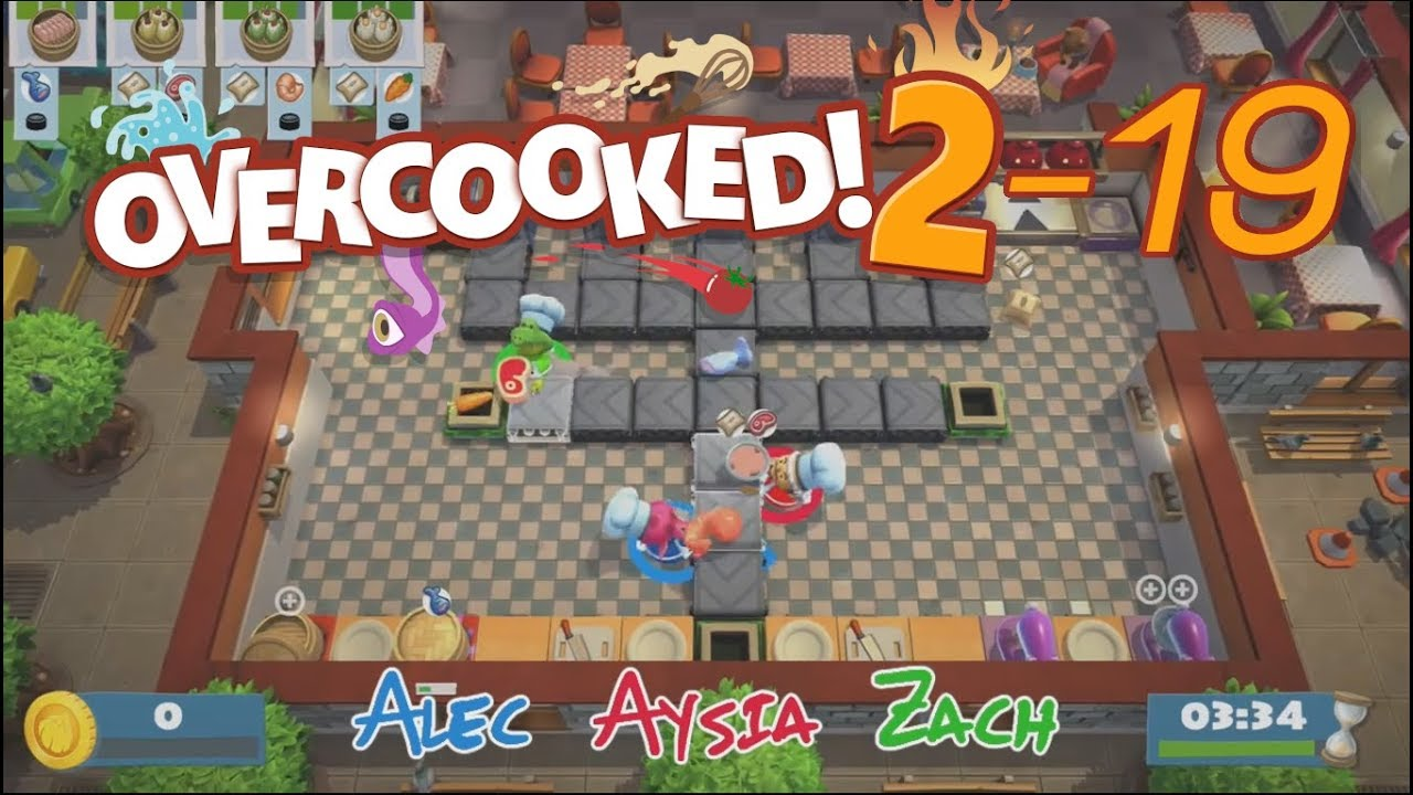 Embedded thumbnail for Let's Play Overcooked! 2 - 19: Five, Six, Kevin, Eight