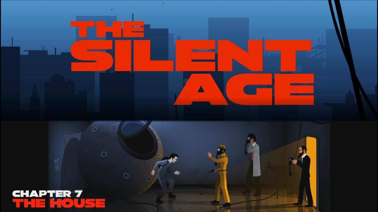 Embedded thumbnail for Let's Play The Silent Age - Chapter 7 - The House (Part Three)