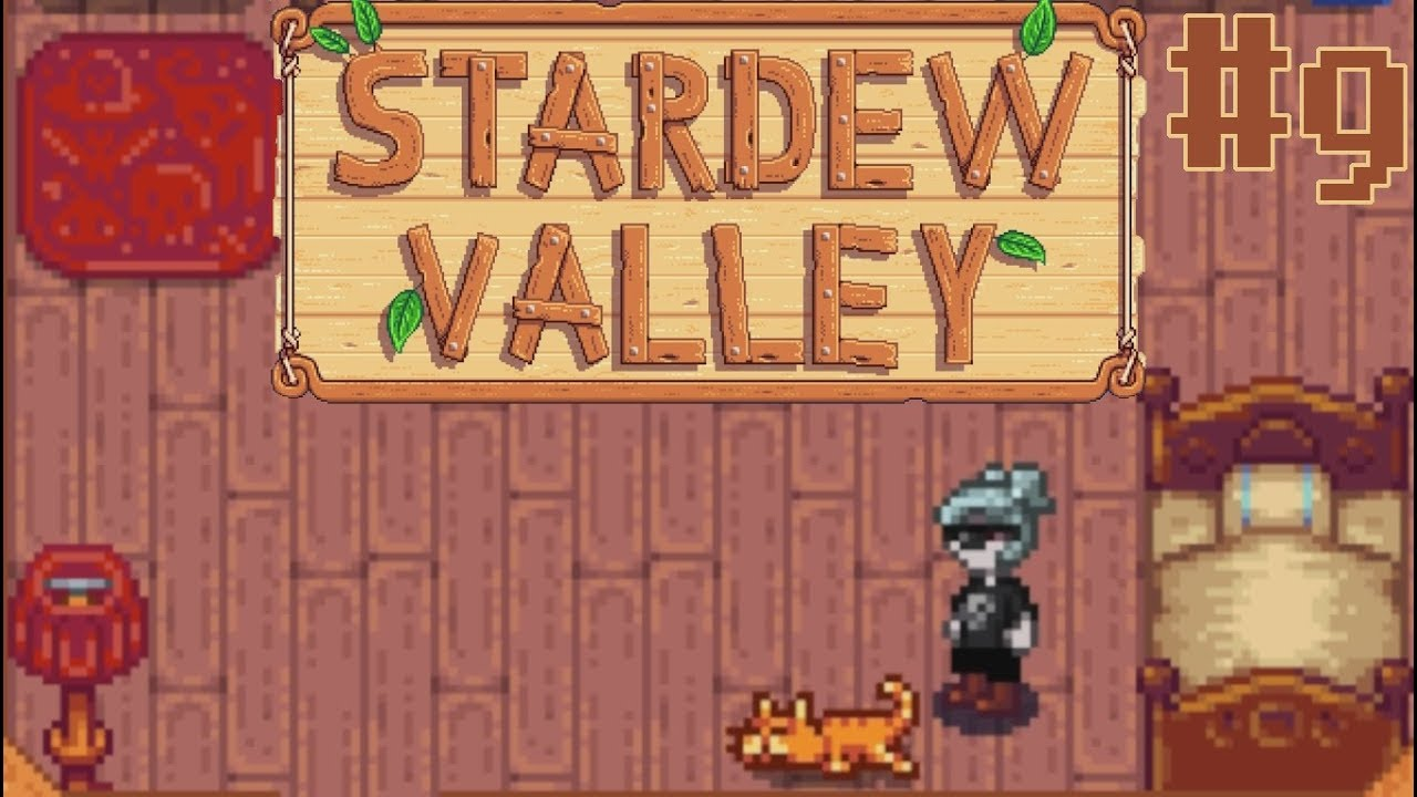 Embedded thumbnail for Let's Play Stardew Valley - Part 9: Down in the Mines