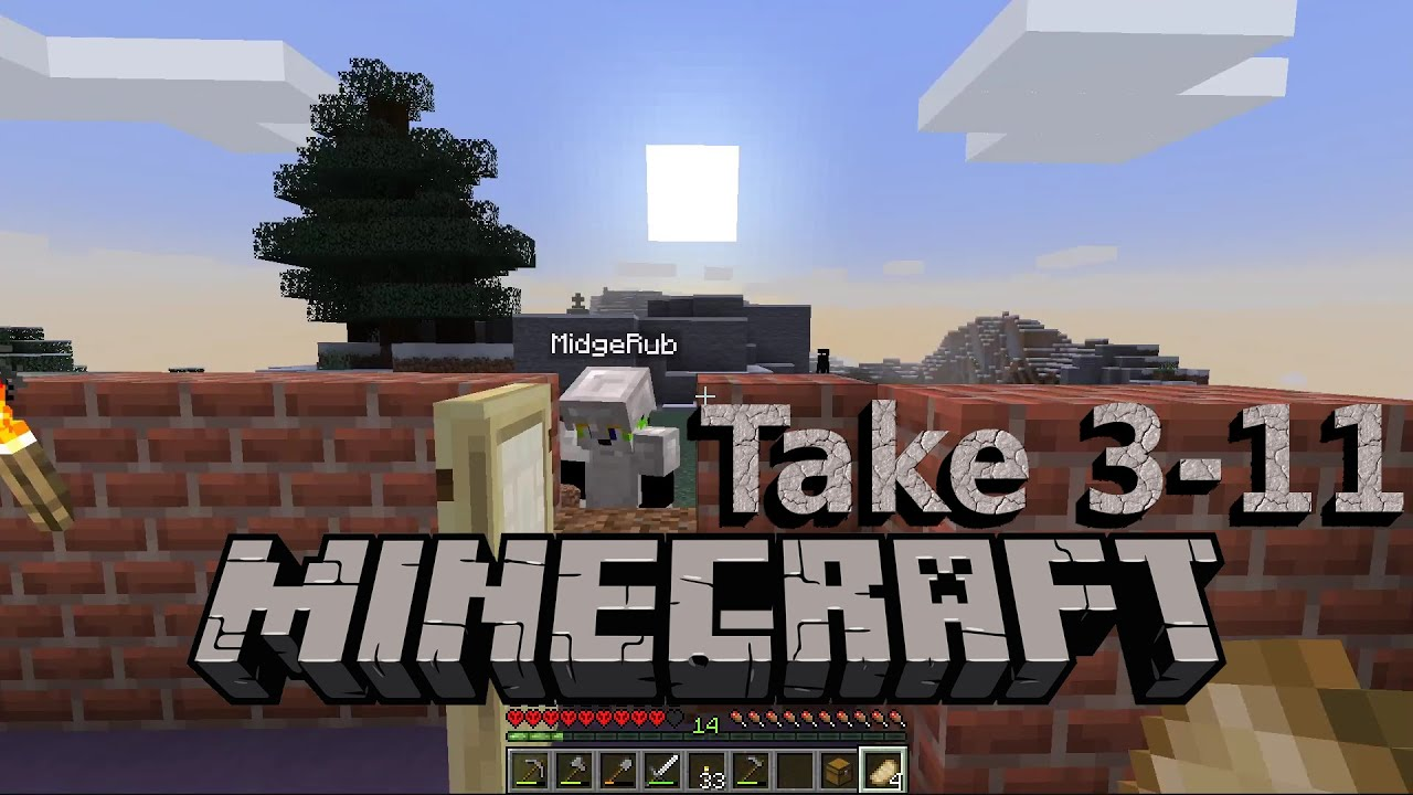 Embedded thumbnail for Pet Spider - Minecraft Hardcore Take 3, Part 11