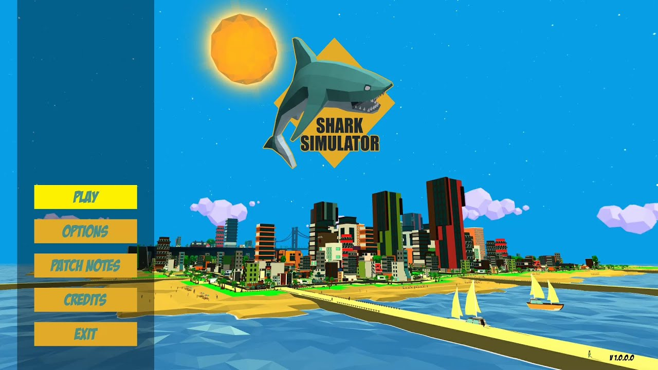 Embedded thumbnail for Shark Simulator - Free-to-Play Friday